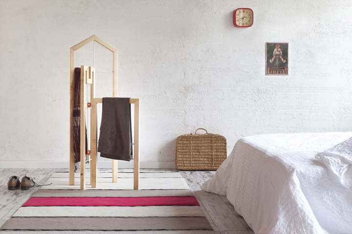 Tusciao Valet Stand Is The Piece Of Furniture For Every Day Needs. Itu0027s  Made For A Neat And Practical Hanging For Your Clothes And Accessories.