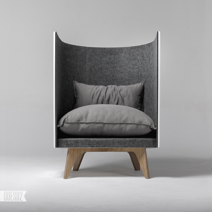 V1 Chair By Odesd2 Retail Design Blog