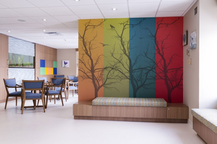 ... Long Term Care facility in Toronto, Ontario which serves as a home for  the elderly, some with Alzheimer's. The ultimate goal of the re-design of  the 5th ...