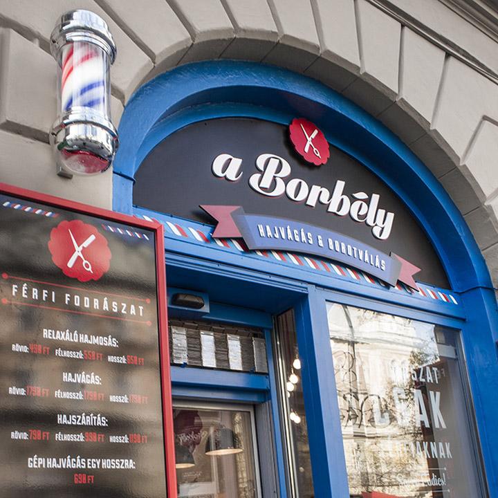 Aborb ly hair salon by budapest for A list salon budapest