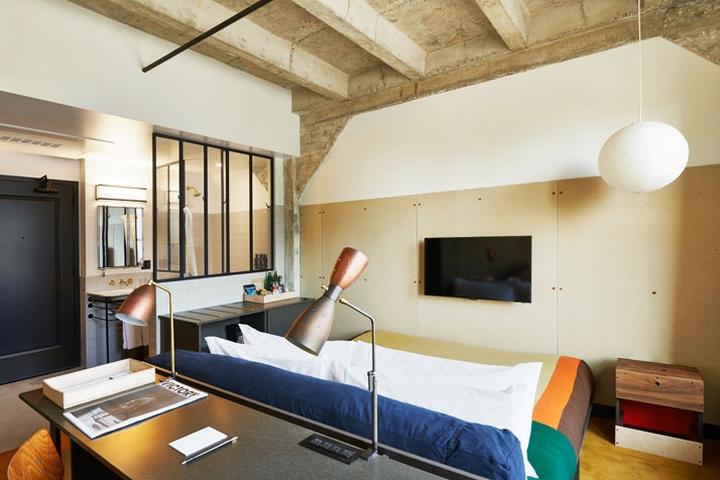 Hotels restaurants retail design blog for Ace hotel chicago design