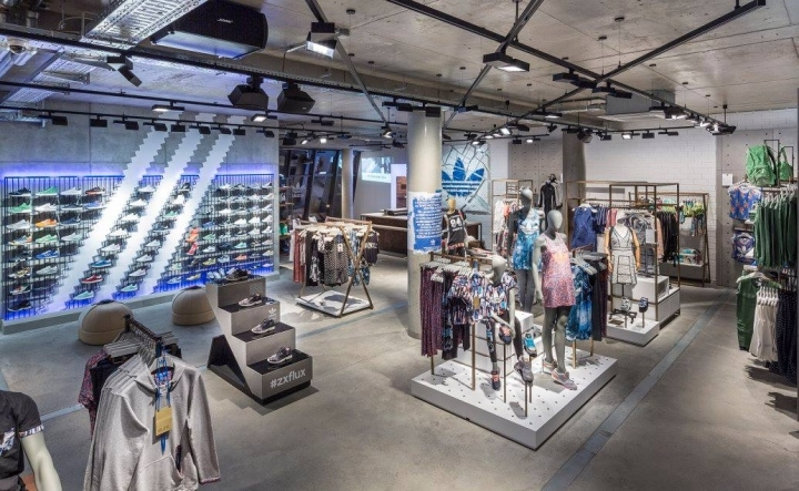 adidas store careers