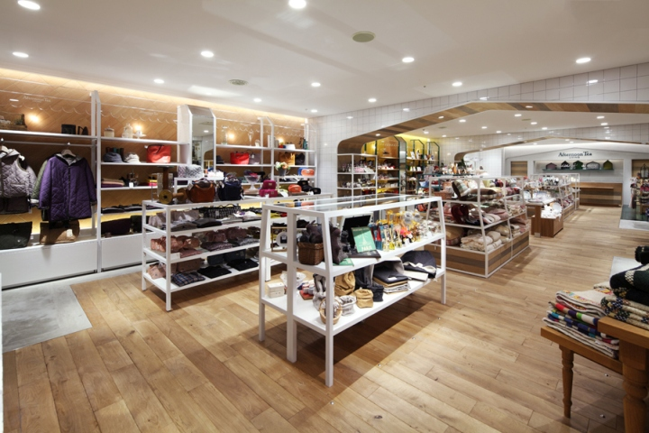 Afternoon Tea LIVING Store by HEADSTARTS  Tokyo   Japan. Afternoon Tea LIVING Store by HEADSTARTS  Tokyo   Japan   Retail