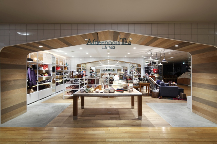 187 Afternoon Tea Living Store By Headstarts Tokyo Japan
