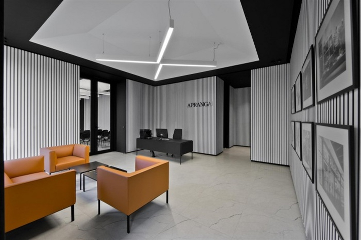 187 Apranga Group Offices By Plazma Architecture Studio