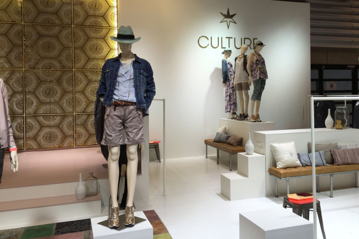 Culture Booth By Ohrt Interi R At Copenhagen International Fashion Fair Copenhagen Denmark