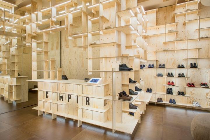 Camper shoes shop melbourne