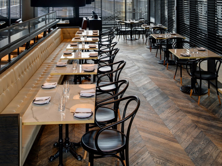 187 Chiara Restaurant By Loopcreative Melbourne Australia
