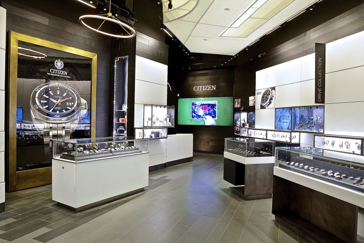 187 Citizen Watch Flagship Store Times Square By Mapos New