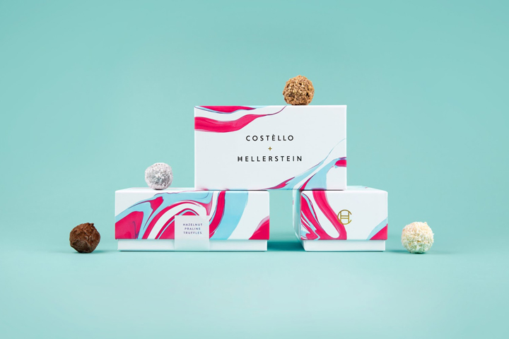 Costello Hellerstein packaging by Robot Food Costello & Hellerstein packaging by Robot Food