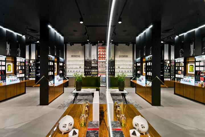 » Crème dela crème shop by Inblum Architects, Klaipeda