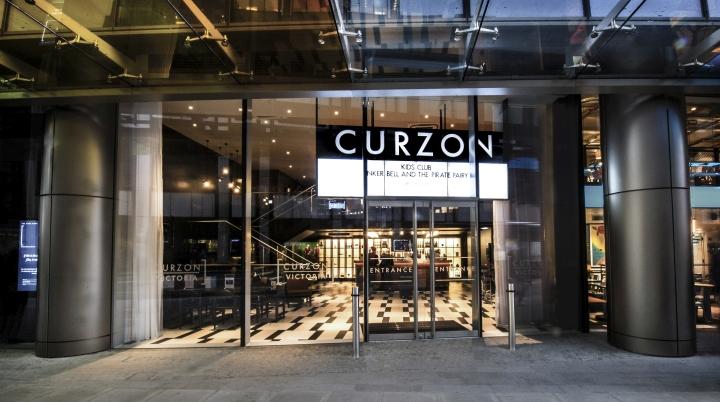 Curzon's new flagship cinema by afroditi krassa