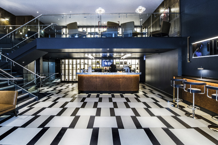 Cinema theatre retail design blog for Interior design studio uk
