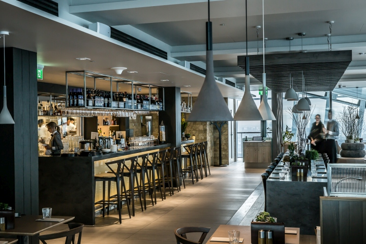 Specialist Restaurant And Retail Design Company O1creative Is Pleased To  Announce Details Of Its Work For Food And Drink Group U201crhubarbu201d In Designing  The ...