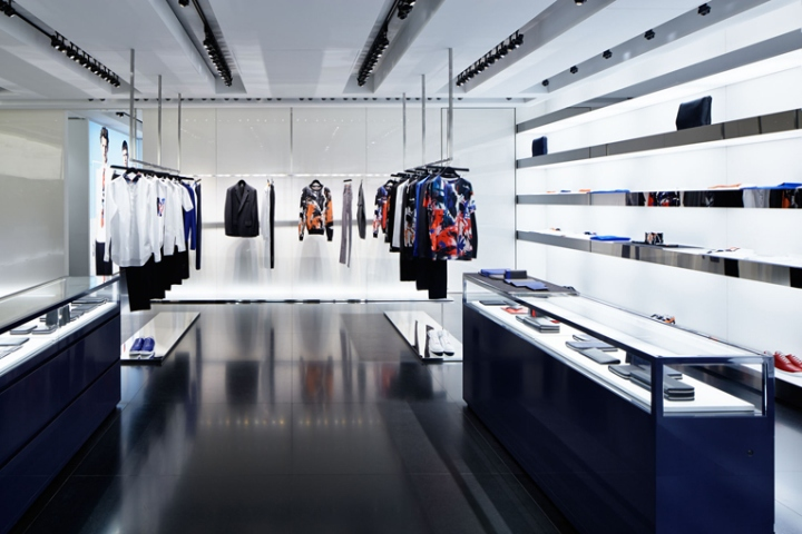 187 Dior Homme Store Tokyo Japan