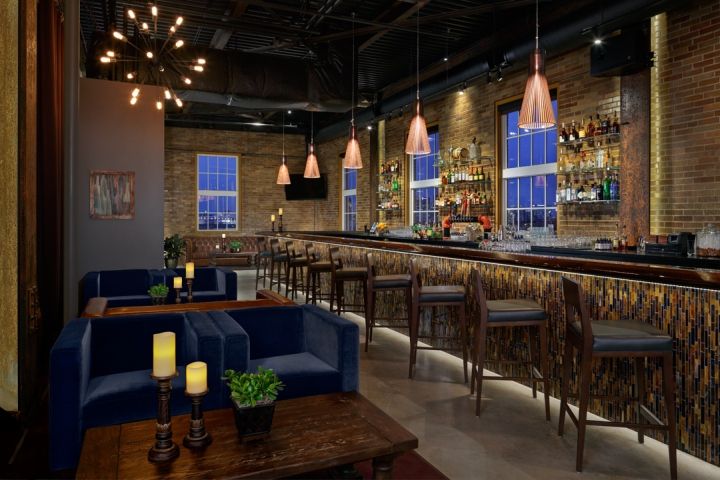 Element Restaurant And Lounge By Remiger Design Saint Louis Missouri