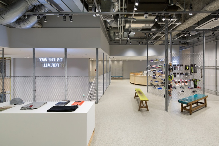 En Route store by Schemata Architects Ginza Japan 10 En Route store by Schemata Architects, Ginza   Japan