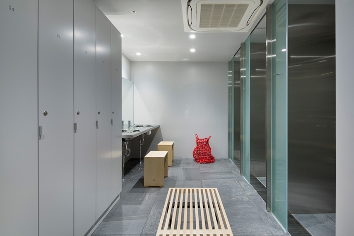 En Route store by Schemata Architects Ginza Japan 13 En Route store by Schemata Architects, Ginza   Japan