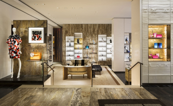 187 Fendi Flagship Store By Peter Marino New York City