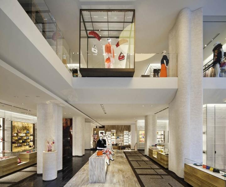 187 Fendi Flagship Store By Peter Marino New York City
