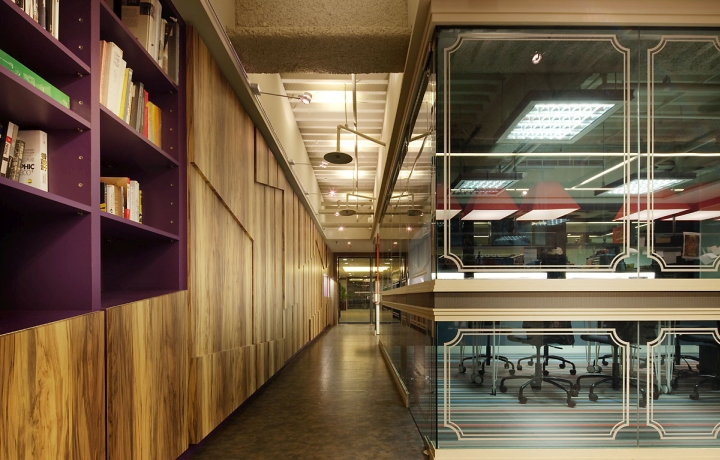 Finpo offices by ahead concept taipei taiwan retail for Office design concept