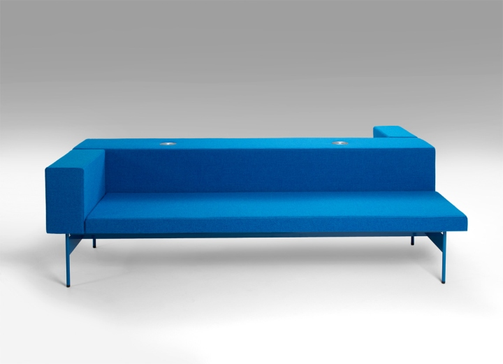 gate modular sofa system by claesson koivisto rune for. Black Bedroom Furniture Sets. Home Design Ideas