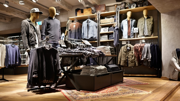 Jack Amp Jones Store By Riis Retail Copenhagen Denmark