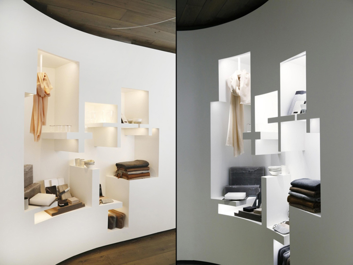 Lj cross flagship boutique by taylor and miller