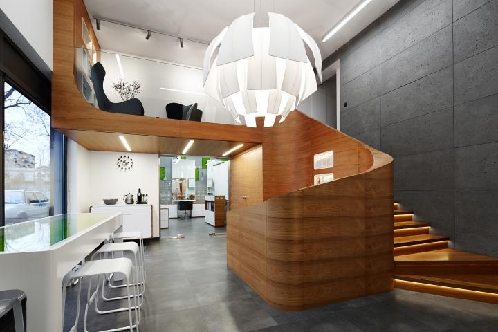 MOSS Salon by FAAB Architektura, Kraków – Poland » Retail Design Blog