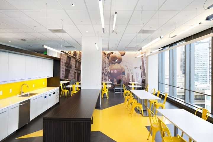 Offices by msa planning design san francisco for Design companies in san francisco