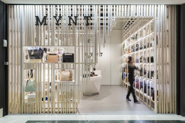 187 Mynt Flagship Store By Dear Design Barcelona Spain