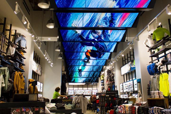 Oakley 5th Avenue Flagship Store by Suyama Peterson Deguchi, New York City