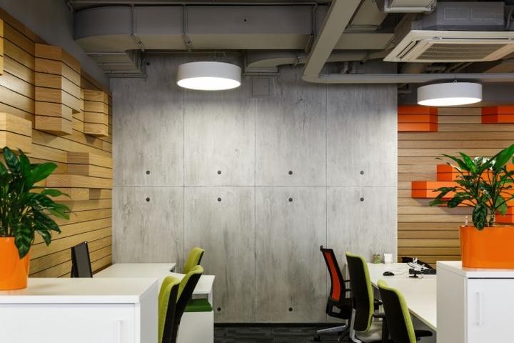 Odnoklassniki Offices by BRIZ STUDIO, Saint Petersburg – Russia