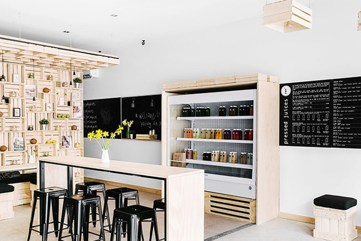 Crate retail design blog for Australian design studio