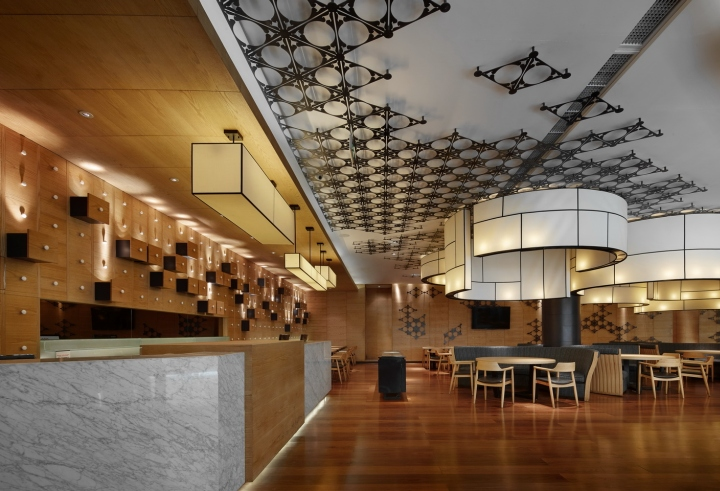 187 Rong Restaurant By Golucci International Design Tianjin