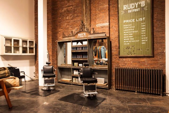 Barber Shop New York