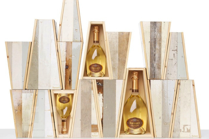 Dutch Furniture Designer Piet Hein Eek Has Partnered With Ruinart  Champagne, Applying His Ingenuity For Recycled Wood For More Than Twenty  Years U2013 Creating ...
