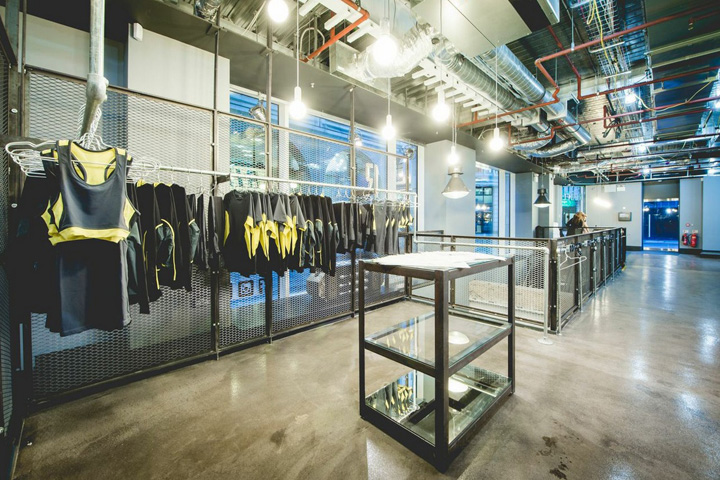 Sports retail design blog for Retail interior design agency london