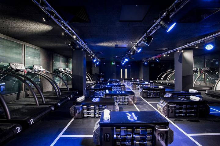1rebel store by sheridan co london uk retail design blog for Window design jobs london