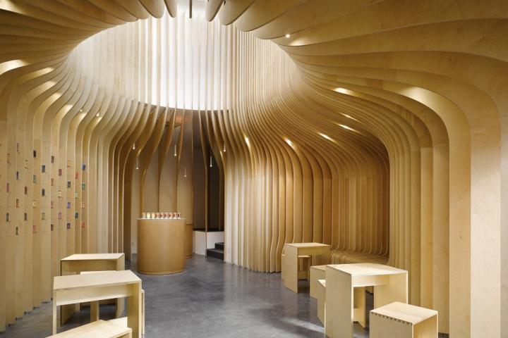 Prague retail design blog for Prague boutique