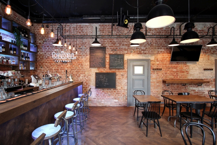 Tabu Restaurant By Ramūnas Manikas Klaipėda Lithuania