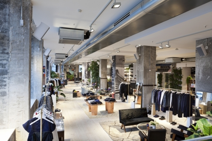 187 The Store Concept Store Berlin Germany