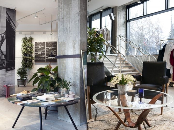 The Store Concept Store Berlin Germany 187 Retail Design Blog