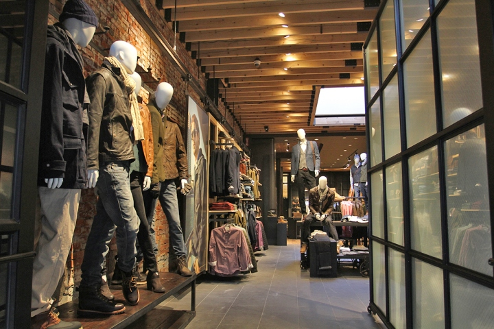 INDUSTRIE CLOTHING STORE, COVENT GARDEN | Pop Store's Blog