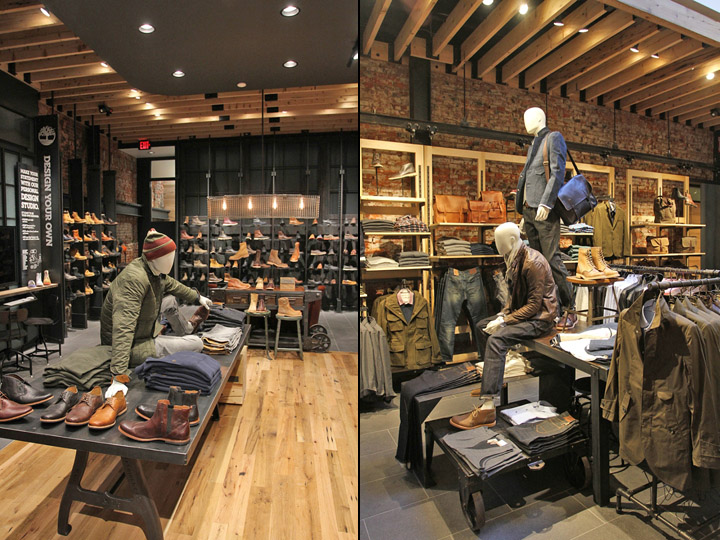 187 Timberland Specialty Store By Gcs Amp Loda Philadelphia