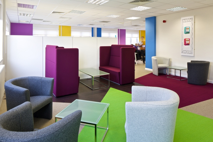 Twinings office by office principles andover uk for Office design principles