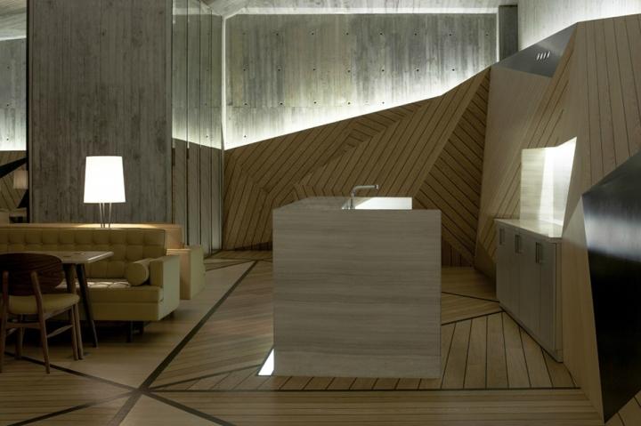 Ulus Savoy Clubhouse By Autoban Istanbul Turkey