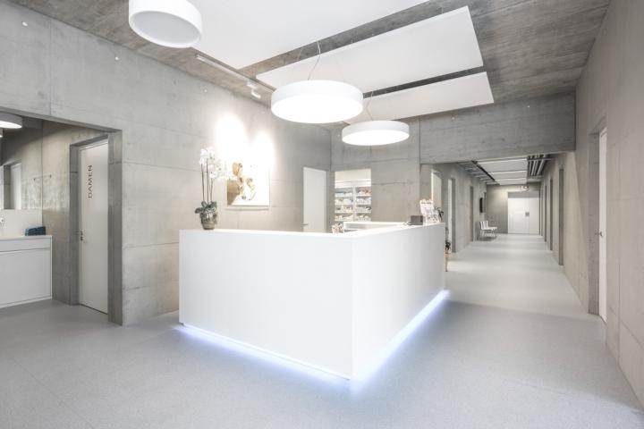 187 Veterinary Clinic Masans By Domenig Architekten Chur