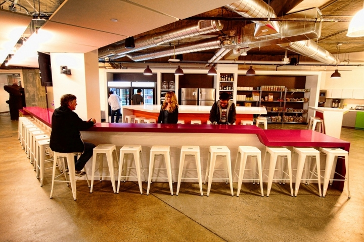 187 Appdynamics Offices By Fennie Mehl Architects San