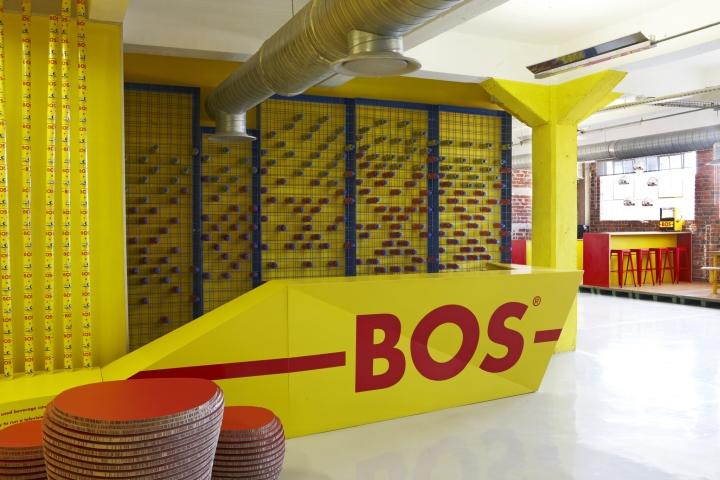 9275c323d4da BOS Ice Tea office extension by Haldane Martin